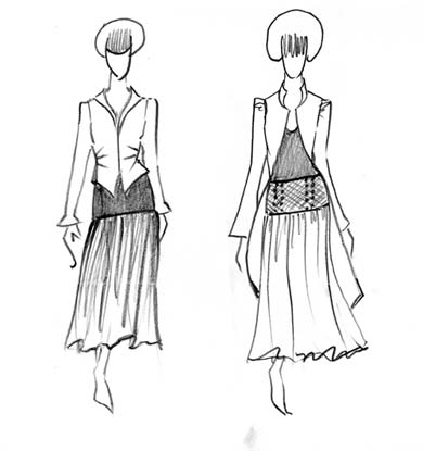 Skirt Ladies 2007